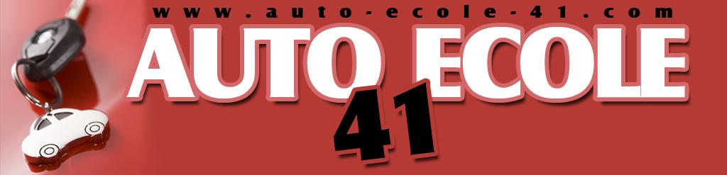 Auto ecole 41